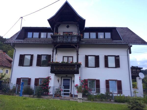 Hotellikuvia: Villa Nusswald, Krumpendorf am Wörthersee
