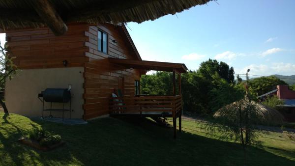 ホテル写真: Cabanas de Quebracho en Villa del Dique, Villa del Dique