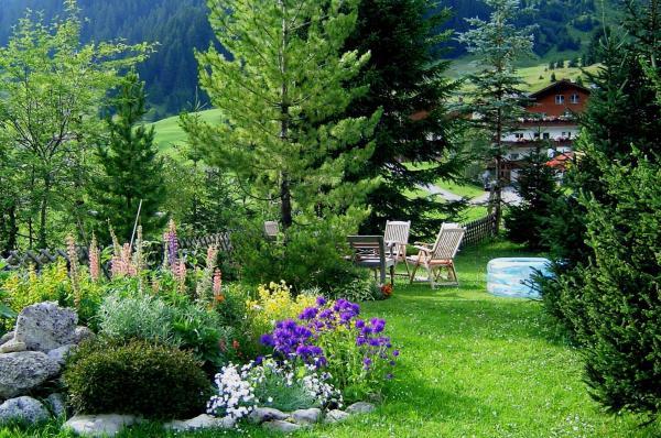 Hotellikuvia: Pension Waldhof, Lech am Arlberg