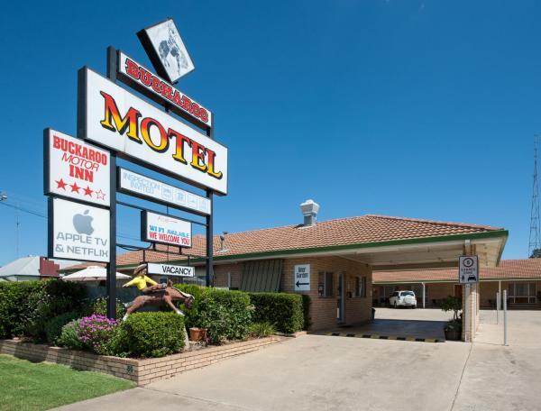 Fotos de l'hotel: Buckaroo Motor Inn, Warwick