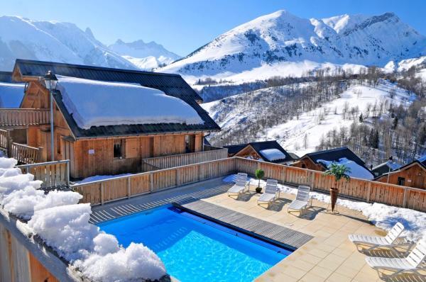Hotel Pictures: Résidence Goélia Les Chalets des Ecourts, Saint-Jean-d'Arves