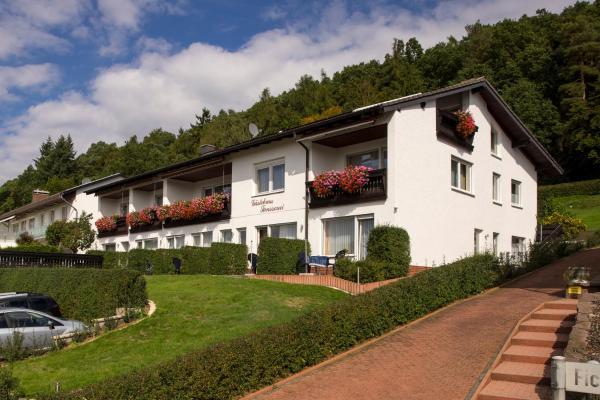 Hotelbilleder: Gästehaus Sanssouci, Bad Wildungen