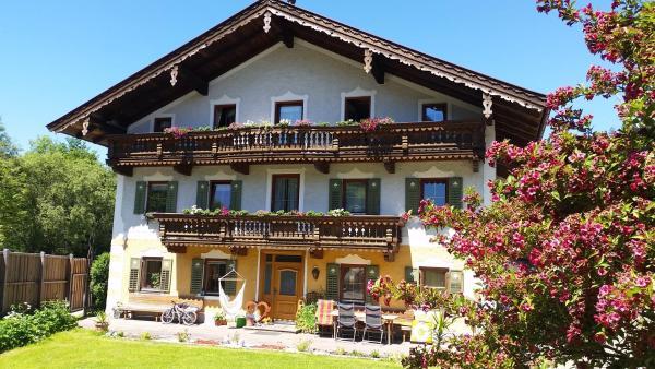 Photos de l'hôtel: Angarterhof, Walchsee