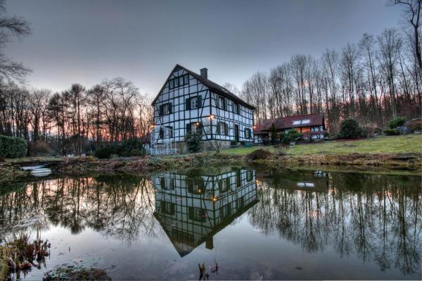 Hotelbilleder: Gästehaus Wahnenmühle, Erkrath