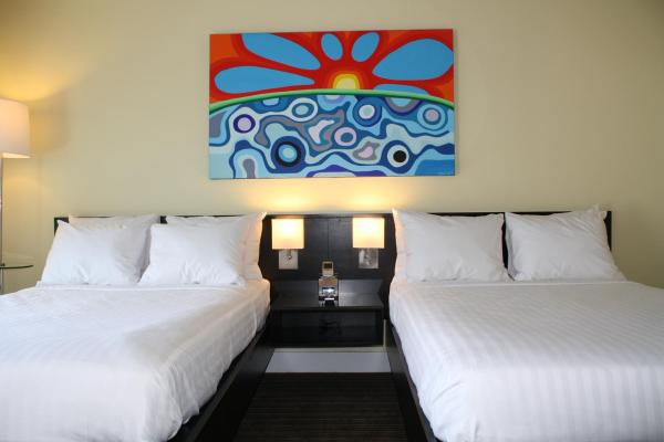 Special Offer - Deluxe Double Room with Two Double Beds