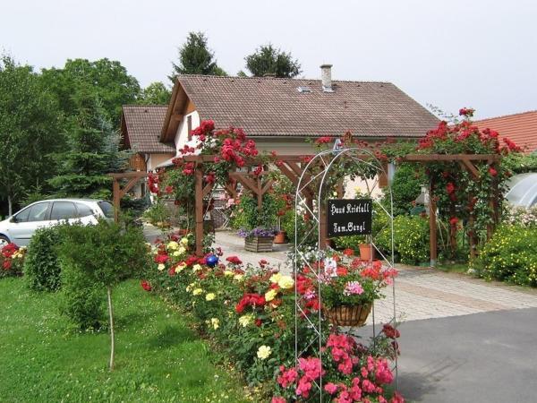 ホテル写真: Gästehaus Kristall - Familie Gangl, バート・ラトカースブルク