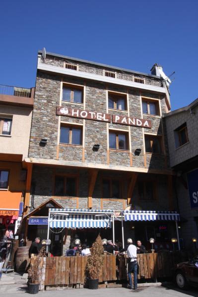 Foto Hotel: Hotel Panda, Pas de la Casa