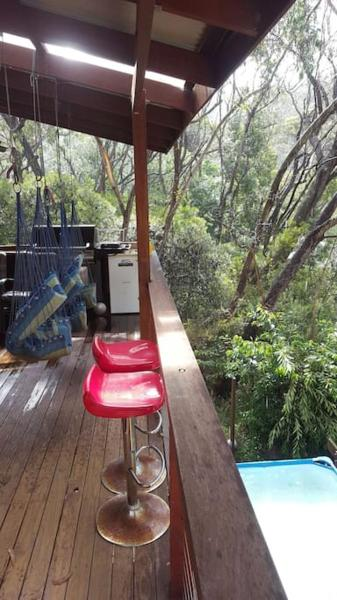 Hotel Pictures: Misty Treetops with pool and sauna in Leura, Leura