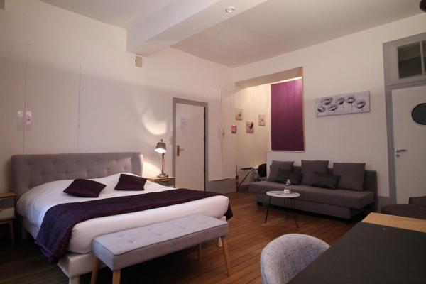 Hotel Pictures: Hotel Le Jacquemart, Dijon