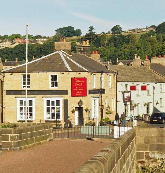 Hotel Pictures: The Railway Hotel & Bistro, Haydon Bridge