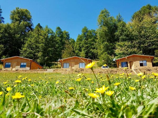 Фотографии отеля: Cabañas Deumayen, Caburgua