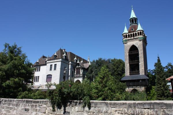 Hotelbilleder: Schlosshotel zum Markgrafen, Quedlinburg