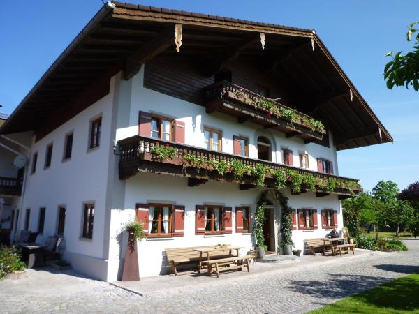 Hotel Pictures: Apartments Donebauer, Übersee