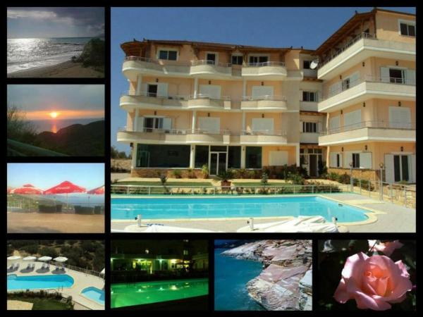 Zdjęcia hotelu: Hotel Vila Kafe, Lukovë