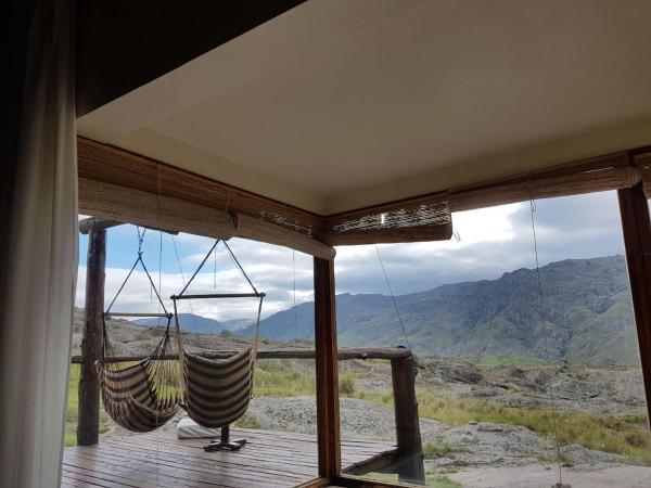 ホテル写真: Casas Viejas Lodge Spa, La Cumbrecita
