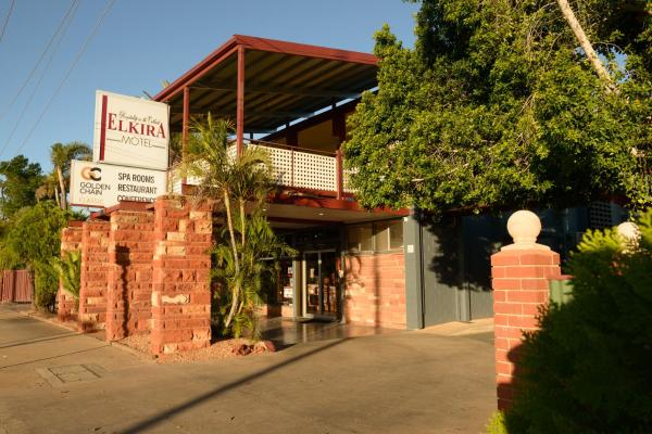 Hotel Pictures: Elkira Court Motel, Alice Springs