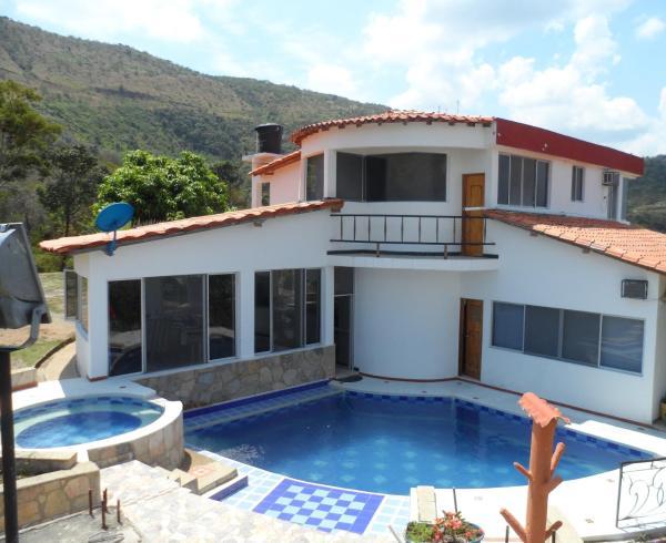 Hotel Pictures: Hospedaje Villa El Vergel, Ricaurte