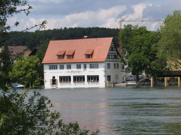 Hotel Pictures: Hotel & Restaurant Alte Rheinmühle, Busingen am Hochrhein