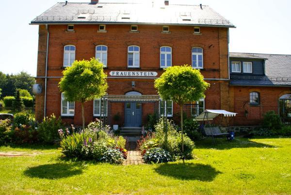Hotel Pictures: Bahnhof Frauenstein Apartment B, Frauenstein