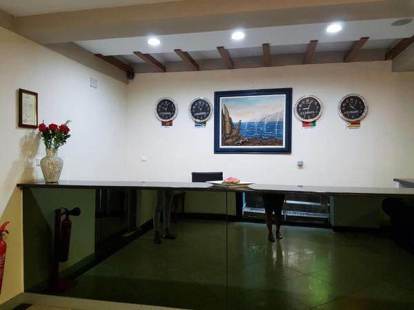Zdjęcia hotelu: Hotel Katyavala, Salinas da Samba