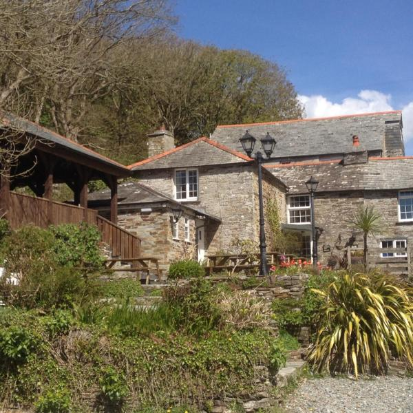 Hotel Pictures: The Mill House, Tintagel