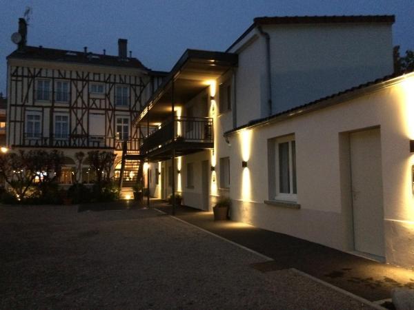 Hotel Pictures: Hôtel Pasteur, Châlons-en-Champagne
