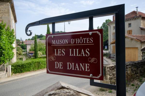 Hotel Pictures: Les Lilas de Diane, Claveyson