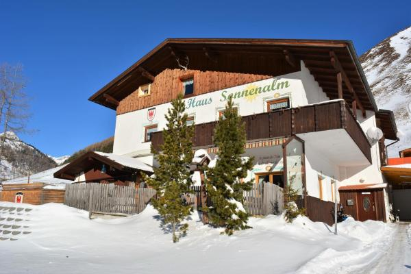 Fotos do Hotel: Haus Sonnenalm, Sankt Sigmund im Sellrain