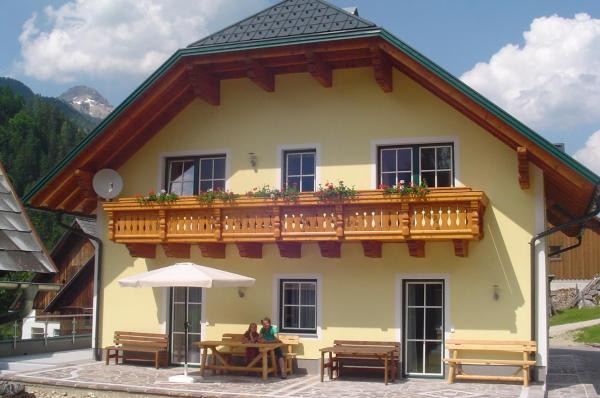 Фотографии отеля: Ferienhof Rinnergut, Хинтерстодер