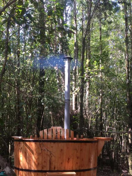 Hotel Pictures: Cabaña Bosque Canelo, Dalcahue