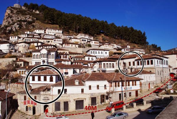 Hotelbilleder: Hotel Osumi, Berat