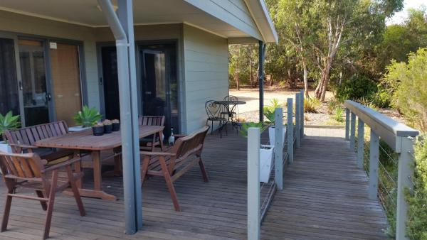 Hotelbilleder: Linger Longer Cottages, Port Elliot
