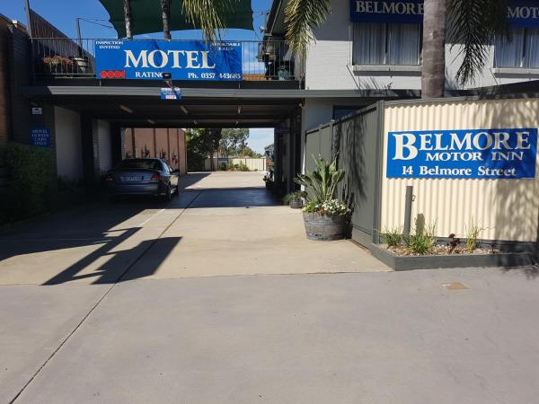 Φωτογραφίες: Belmore Motor Inn, Yarrawonga