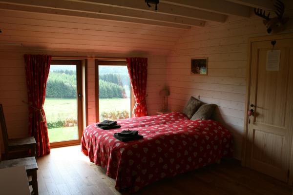 Fotografie hotelů: Chambres d'Hôtes Les Trappeurs silence & nature, Tenneville