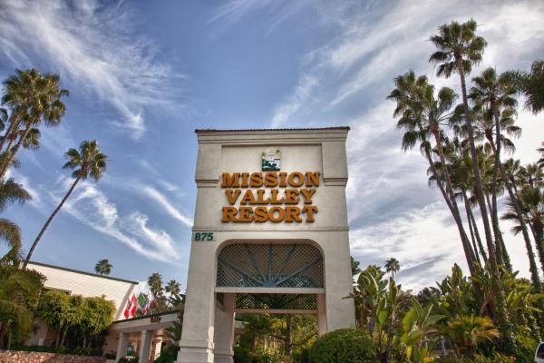 酒店图片: Mission Valley Resort, 圣迭戈