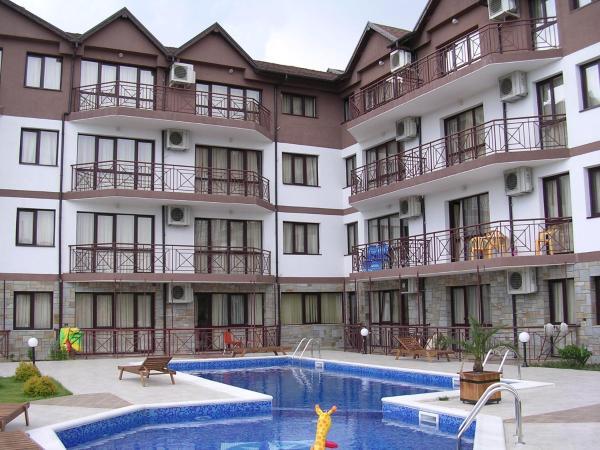 Hotel Pictures: Templum Apartment, Byala