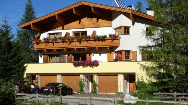 Photos de l'hôtel: Ferienhaus - Appartements Padrins, Obernberg am Brenner