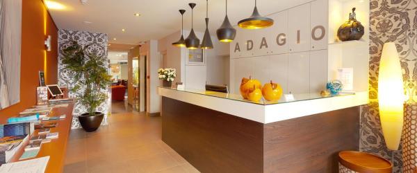 ホテル写真: Hotel Adagio, クノック・ヘイスト
