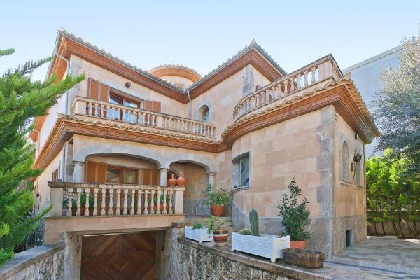 Hotel Pictures: Villa Playa de Muro, San Lorenzo