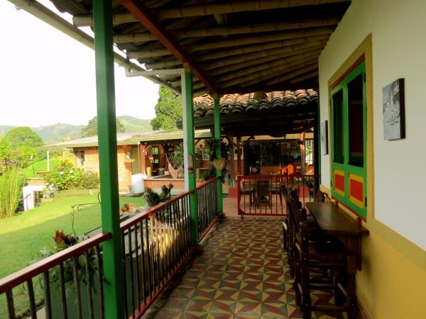 Hotel Pictures: Coffee Trails Finca Las 2mm, Pereira