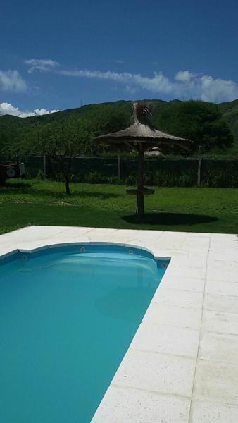Foto Hotel: Cabañas Nuestros Hijos, San Roque