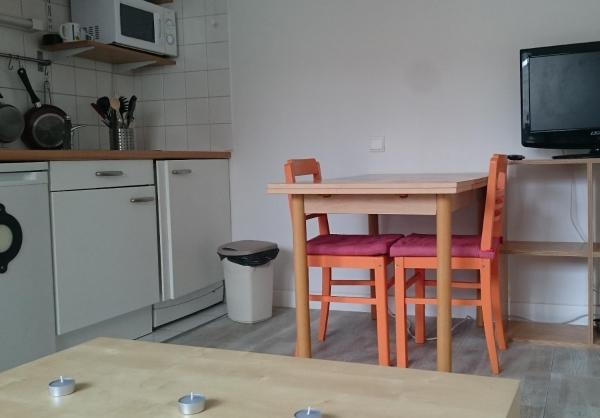 Hotel Pictures: Appartement Studio Saint Nazaire Centre entre Marche et Gare, Saint-Nazaire