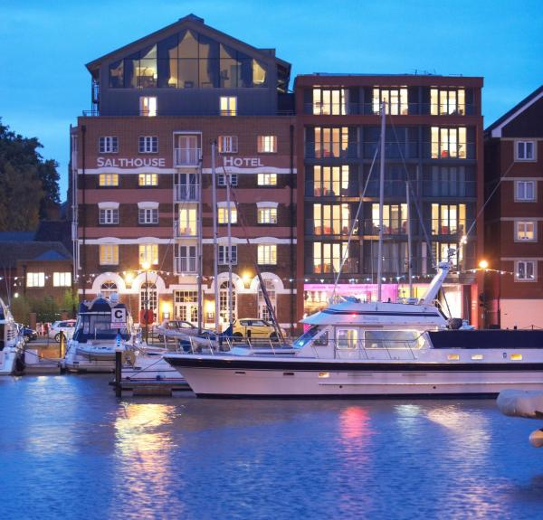 Hotel Pictures: Salthouse Harbour Hotel, Ipswich
