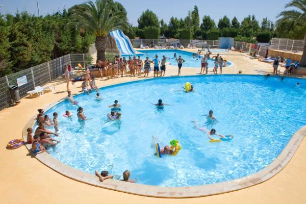 Hotel Pictures: Camping Sunissim L'Europe, Vic-la-Gardiole