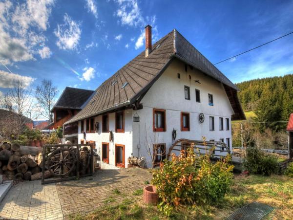 Hotel Pictures: Schwarzwaldhaus Krebs, Lenzkirch