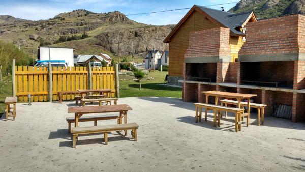 Fotografie hotelů: Cabañas Austral, El Chalten