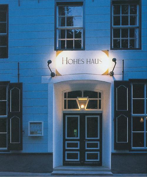 Hotel Pictures: Hohes Haus, Greetsiel