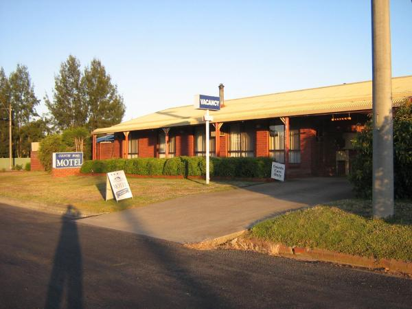 Hotellikuvia: Country Road Motel St Arnaud, Saint Arnaud