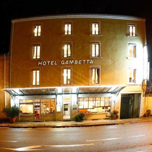Hotel Pictures: Hôtel Gambetta, Lons-le-Saunier