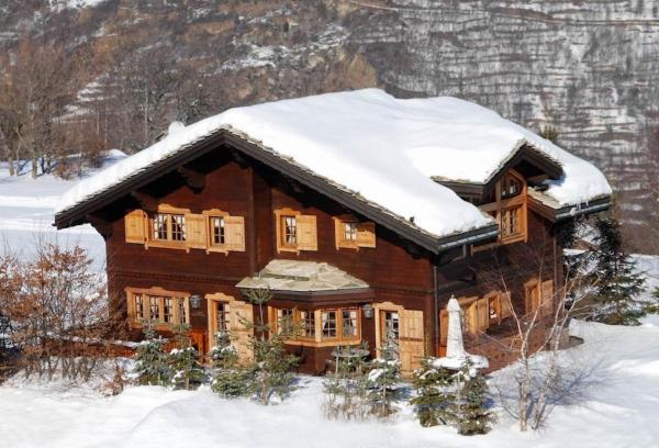 Hotel Pictures: Chalet Pareloup, Courchevel